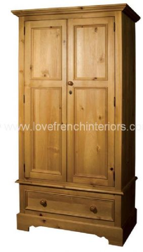 Juline Bespoke Single Wardrobe with Drawer 'B'